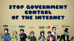 ELIANA BENADOR:  STOP GOVERNMENT CONTROL OF THE INTERNET