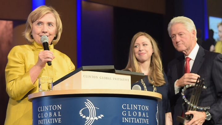ELIANA BENADOR:  THE CLINTON MAFIA AND THE ART OF CHEATING ON AMERICA