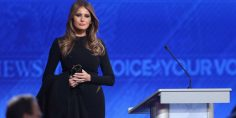 BENADOR: MELANIA TRUMP, FASHION ICON