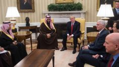 BENADOR:  TRUMP HOSTS SAUDI PRINCE, NOW WHAT?