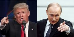 BENADOR:  FINALLY, TRUMP MEETS PUTIN