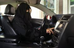 BENADOR:  MAZAL TOV! SAUDI WOMEN ALLOWED TO DRIVE