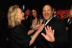 BENADOR: DEMOCRATIC EARTHQUAKE WEINSTEIN FIRES WEINSTEIN!